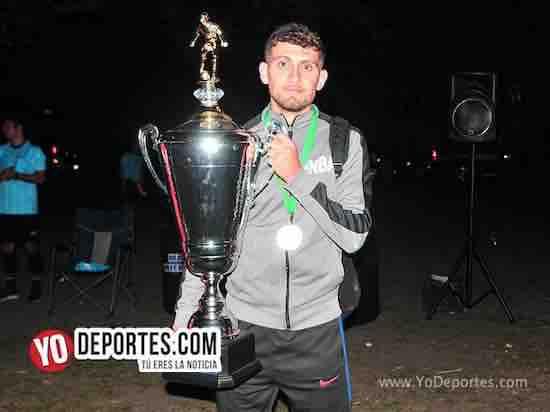 Mohamed Faraq-autor de los goles Red Fire-San Lazaro-Liga Latinoamericana