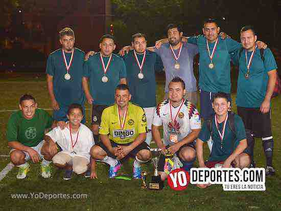 Morelia se lleva la International Champions Cup en el Pottawottomie Park