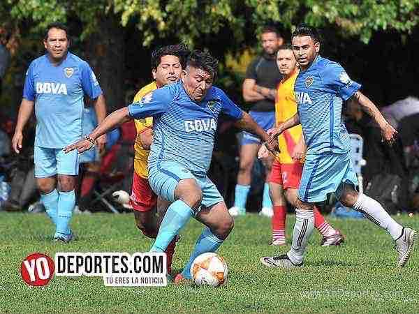 Morelos-Chupicuaro-Liga 5 de Mayo Sherman park Chicago