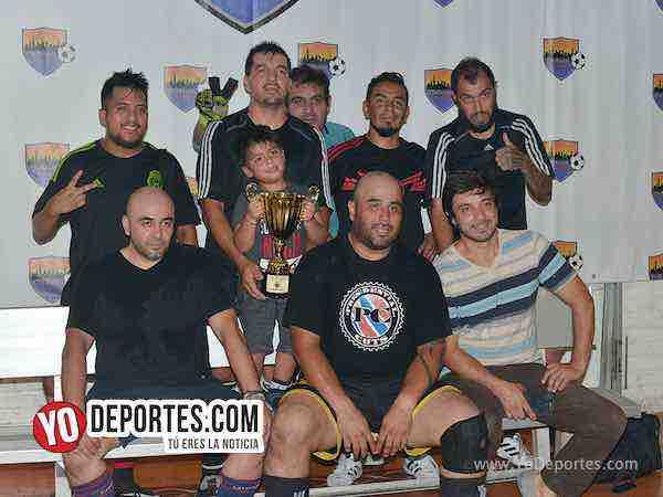 Real Colicos derrota a Deportivo Acámbaro y se corona en Chitown Futbol
