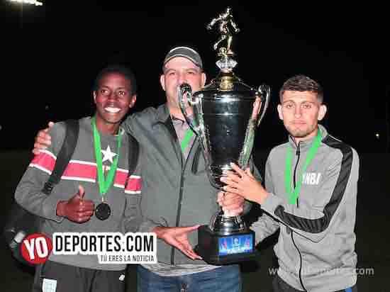 Red Fire destrona a San Lazaro en la Liga Latinoamericana