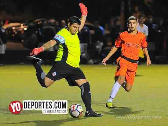 Red Fire-San Lazaro-Liga Latinoamericana Portero futbol soccer