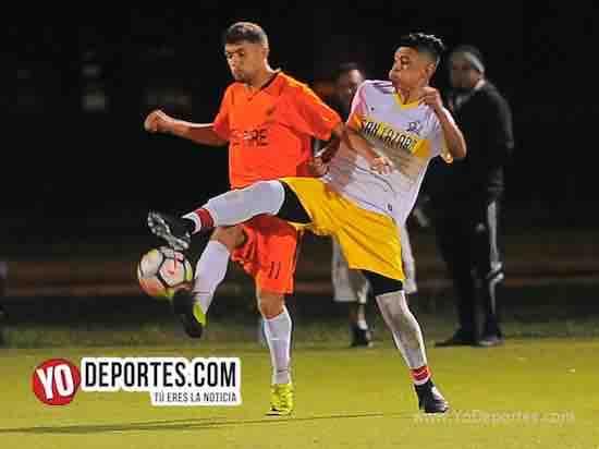 Red Fire-San Lazaro-Liga Latinoamericana Soccer League
