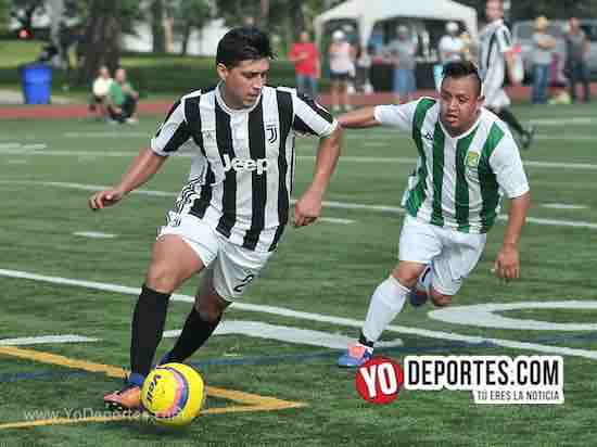 Ricardo Arcos Chitiva-Juventus-Leon-Liga Interamericana-Veteranos