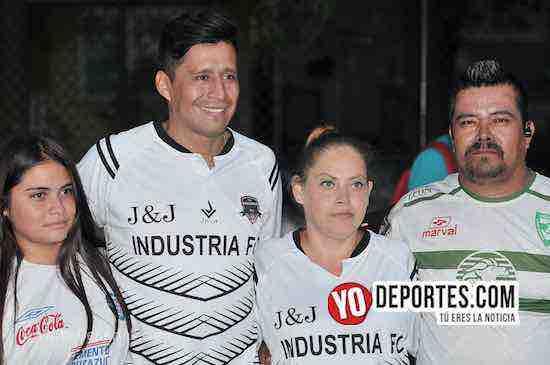 Ricardo Osorio-Javier Castrejon-Industria-Bosque Real-Liga Victoria Ejidal-veteranos