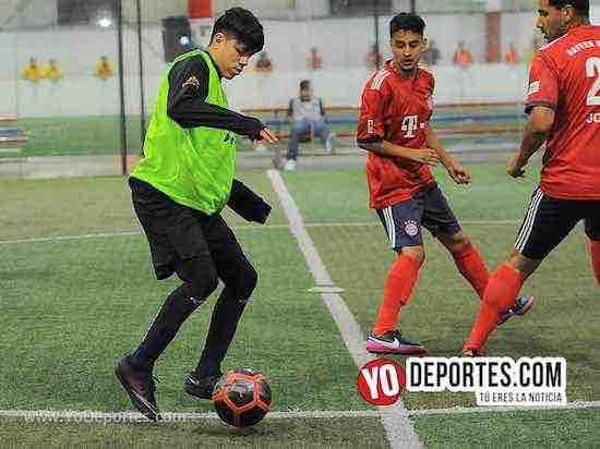 Rigo Villa-Estrella Roja-Destroyers-Liga Latinoamericana Soccer League