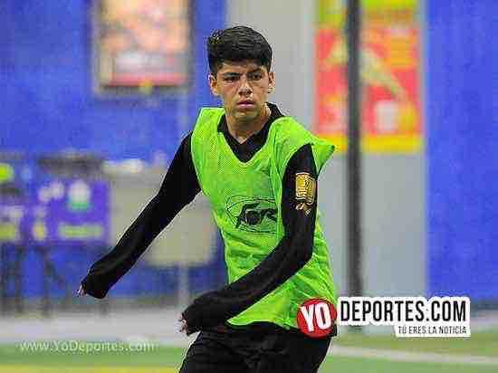 Rigo Villa anota el gol más rápido de la Liga Latinoamericana