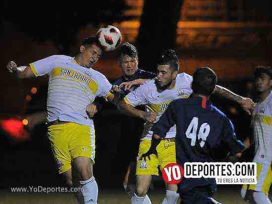 San Lazaro gana con agónico gol en los los minutos finales al Deportivo 55