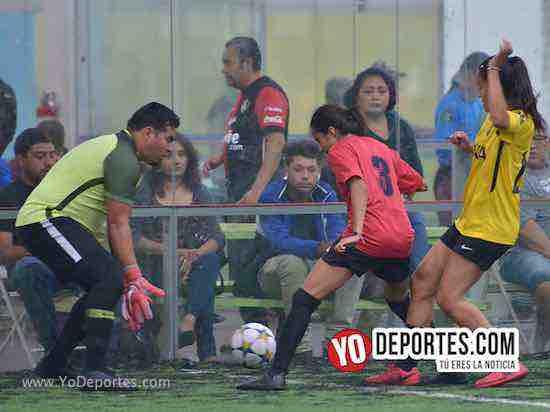 Southside-Boca Jr- Final COED- Liga San Francisco Mixto Futbol