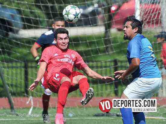 Tilza Morelos es el campeón de la Liga Interamericana gracias a su portero Victor Sánchez
