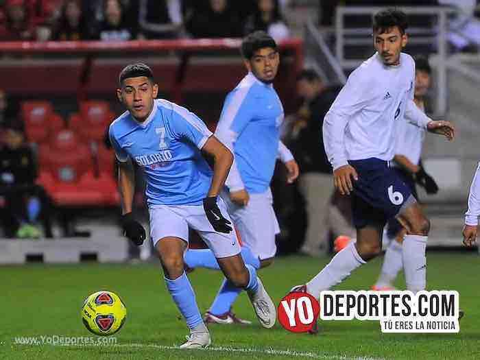 Alex Sanchez-Solorio High School-Campeones-Chicago-CPL City Champions Toyota Park