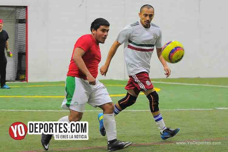 Bustos FC llega sin problemas a la final de la Copa Independencia
