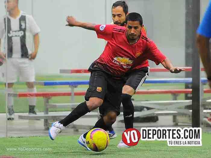 Callejoneros-Aguila Liga 5 de Mayo Copa Independencia