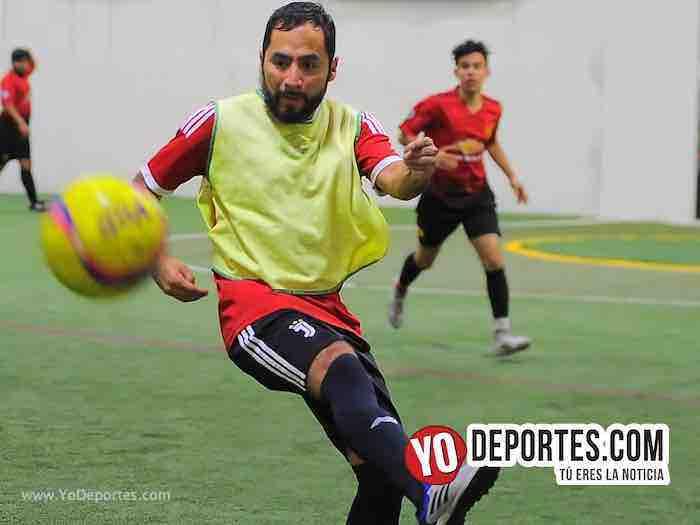 Callejoneros-Aguila-Liga 5 de Mayo-Viernes Copa Independencia Soccer League
