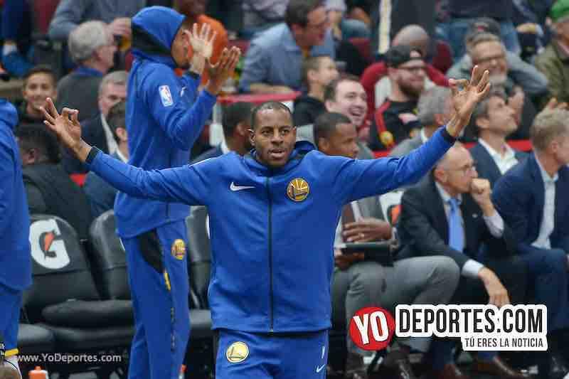 Chicago Bulls-Golden State Warriors United Center