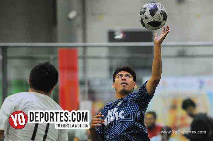Chicago Flash-Cash in Flow-Liga Latinoamericana-miercoles futbol