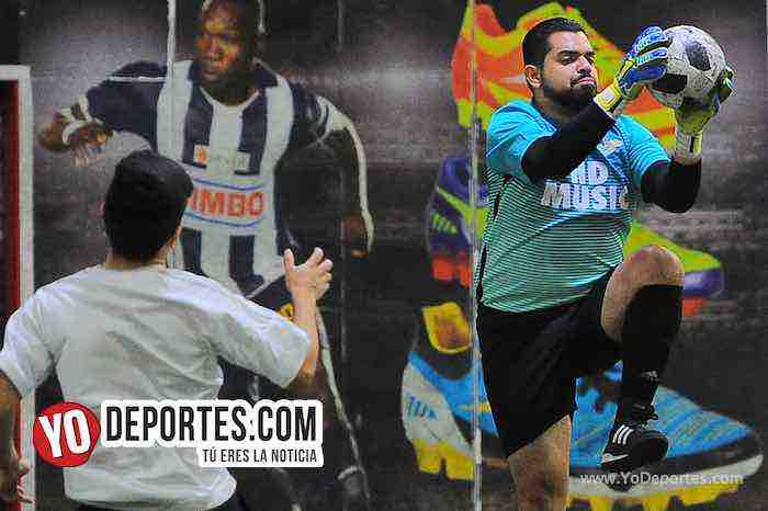 Chicago Flash-Cash in Flow-Liga Latinoamericana-miercoles portero
