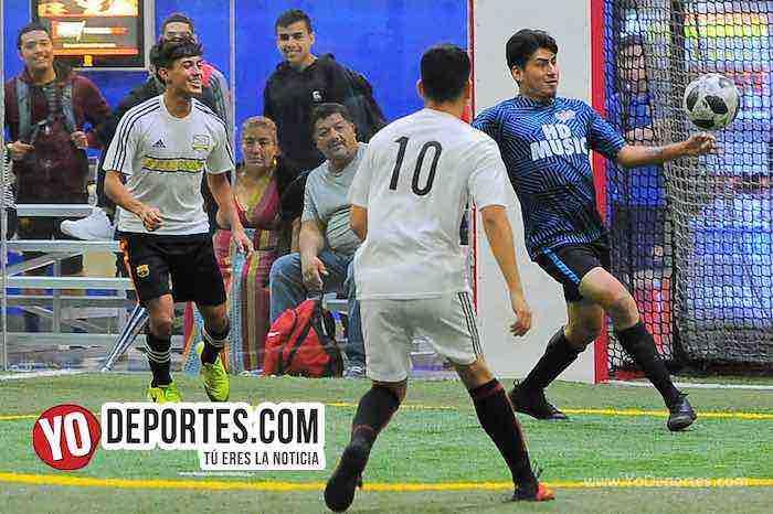 Chicago Flash-Cash in Flow-Liga Latinoamericana