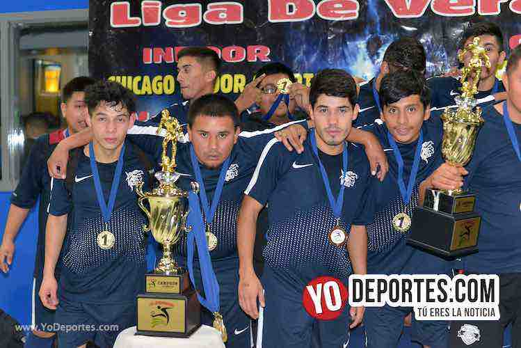 Deportivo Aztecas el mejor equipo del martes en la Liga Latinoamericana