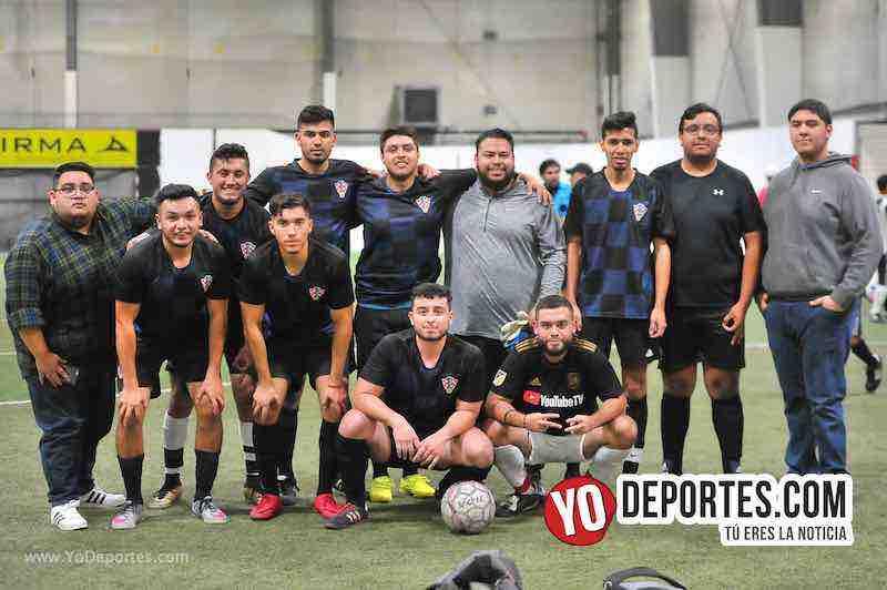 FC Storm se aferra al liderato de la Primera División en la 5 de Mayo