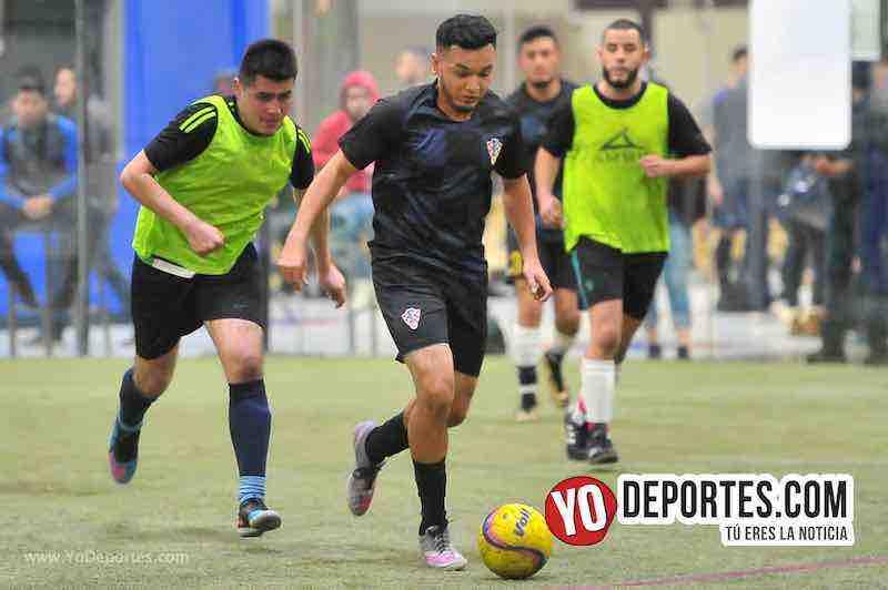FC Storm-Deportivo Cuamio-Liga 5 de Mayo Futbol Indoor Soccer