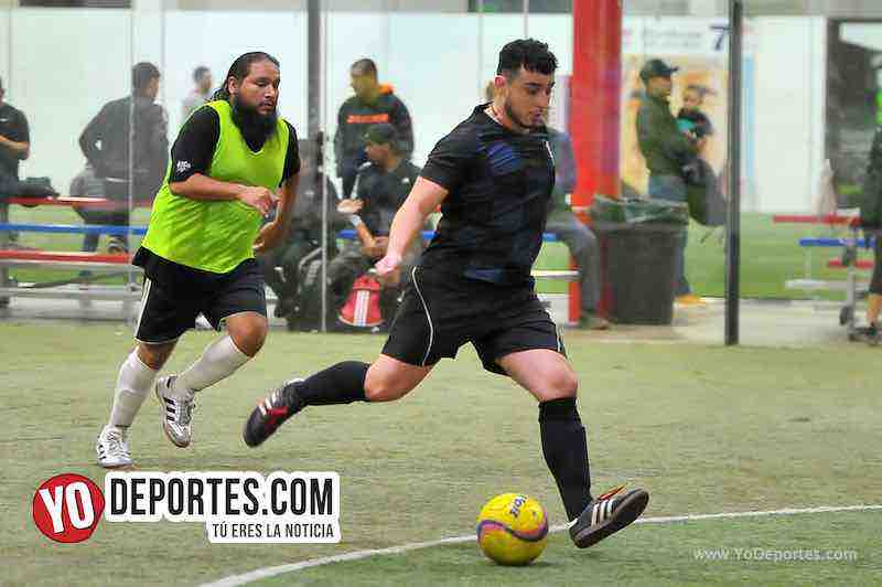 FC Storm-Deportivo Cuamio-Liga 5 de Mayo Indoor Futbol