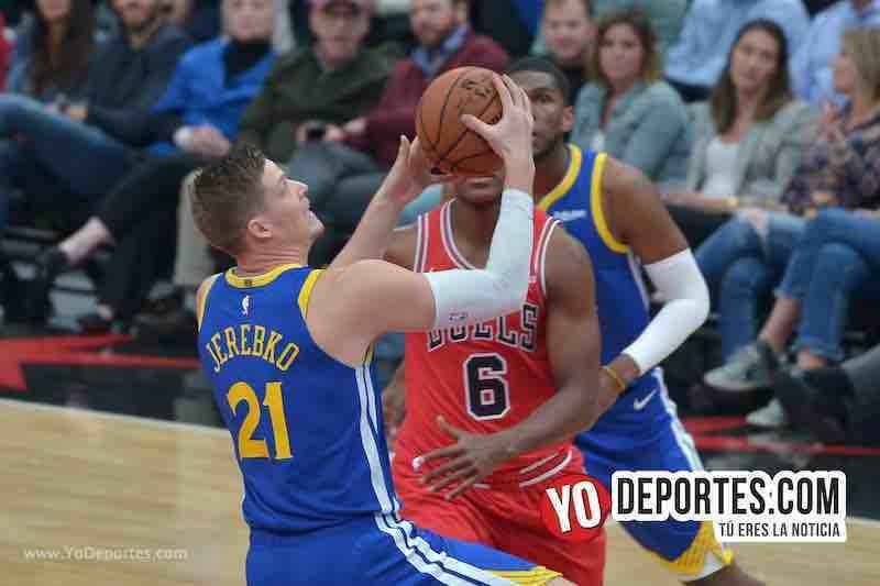 Jonas Jerebko-Chicago Bulls-Golden State Warriors
