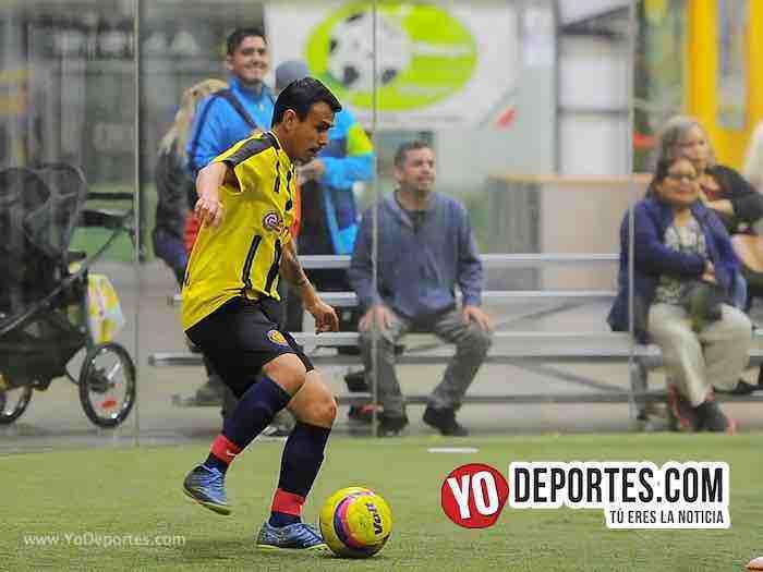 Leones Negros contra Pumas Liga 5 de Mayo Copa Independencia