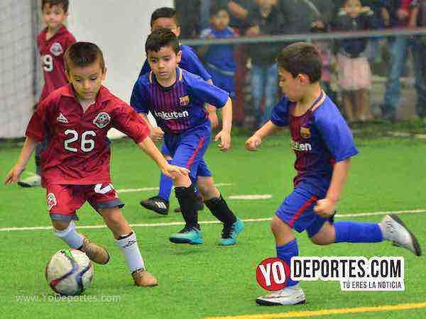 Liga Douglas Infantil abre inscripciones para jugar los domingos