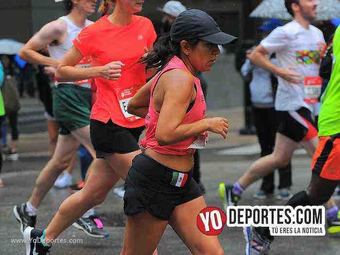 Lizbeth Nieves-Chicago Maraton