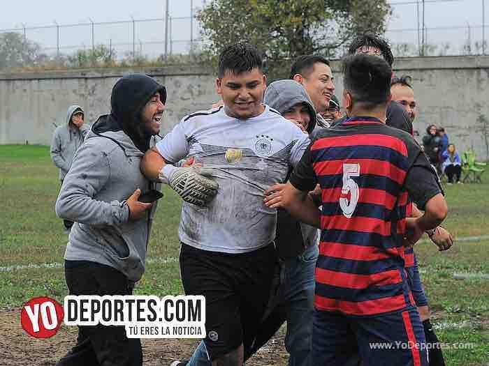 Club San Luis campeón de la Victoria Ejidal con penales a muerte súbita