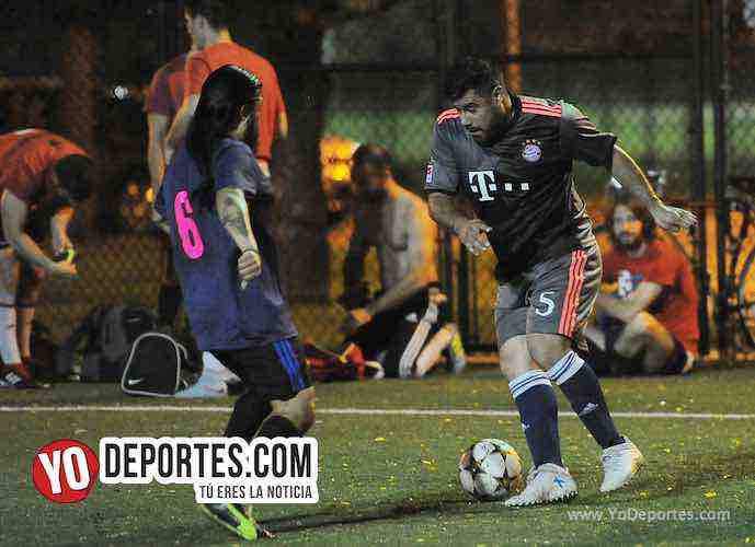Morelia-Arsenal-International Champions Cup Futbol rapido Chicago
