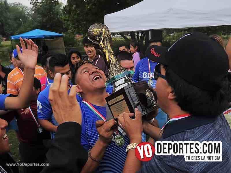 Morelos Campeón 2018 de la Liga 5 de Mayo