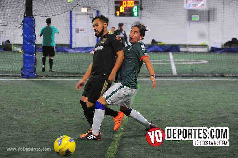 Dolorosa derrota se lleva el CD Vagos a manos del Niupi FC