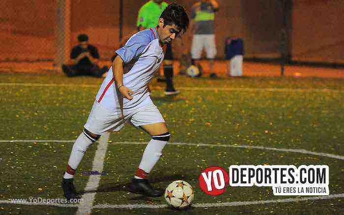 Qarabag-Campagnola-International Champions Cup Futbolistas en Chicago