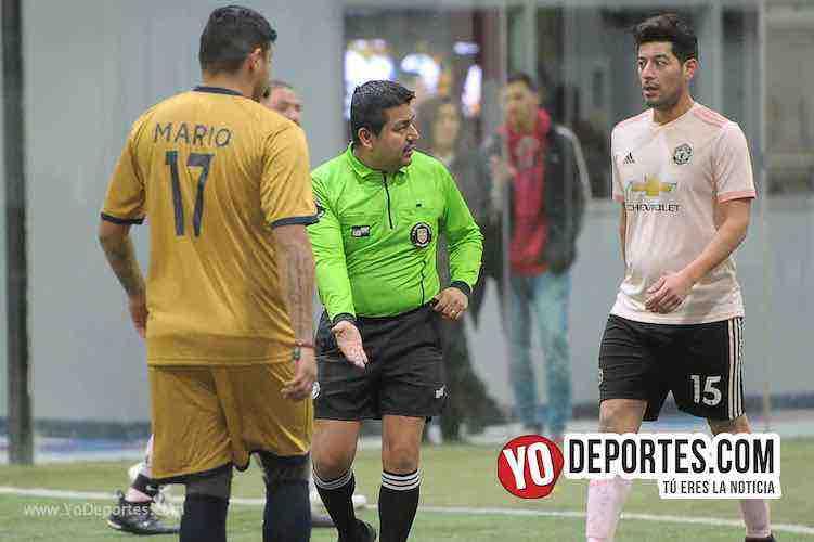 Arbitro Enrique Reyes-Deportivo 55-DJ Guero-Liga Latinoamericana