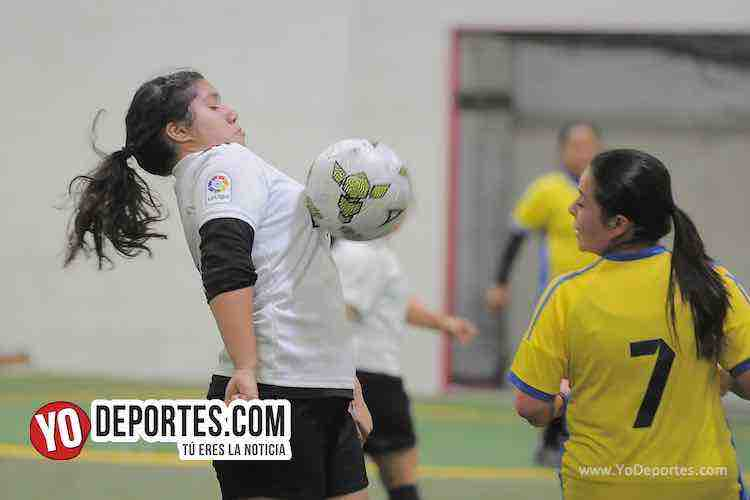 Atletico L-Deportivo Union-AKD Soccer League Futbol Femenino Chicago