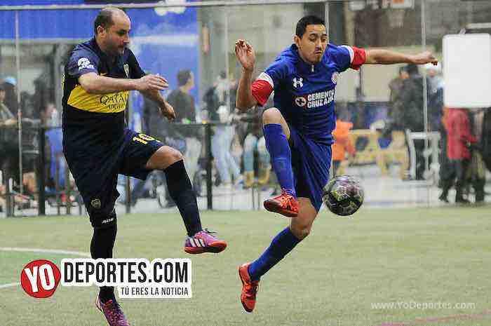 Colonia FC último lugar de la tabla golea al Atlético Michoacán