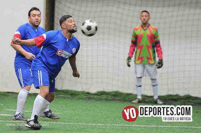 Cuádruple empate en la Liga Douglas: San Francisco, Hermosa FC, DC Victoria y Porto Alegre