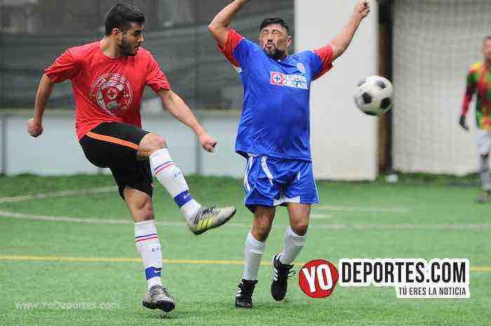 El Campeón Cruz Azul volvió a ganar en la Liga Douglas