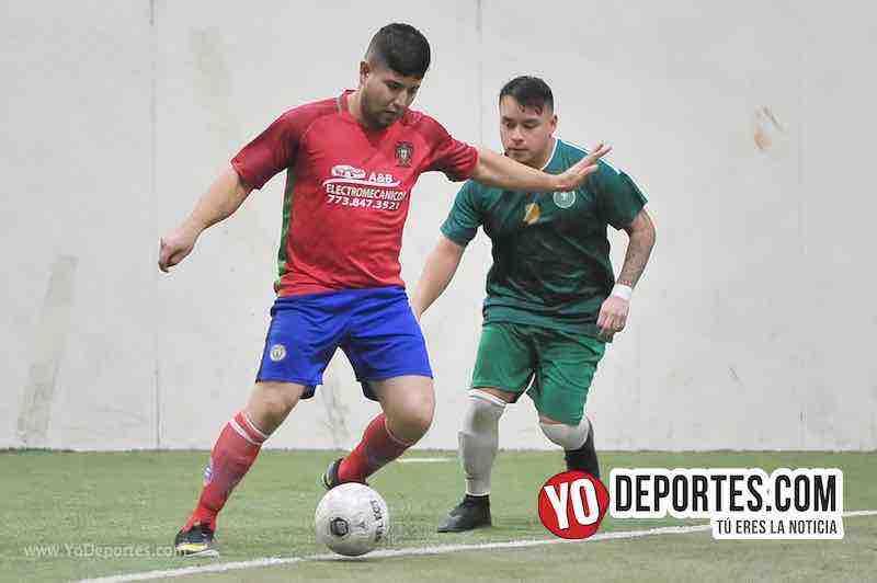 Cómodo triunfo del Cuamio contra A & B Electronics en la Liga Latinoamericana