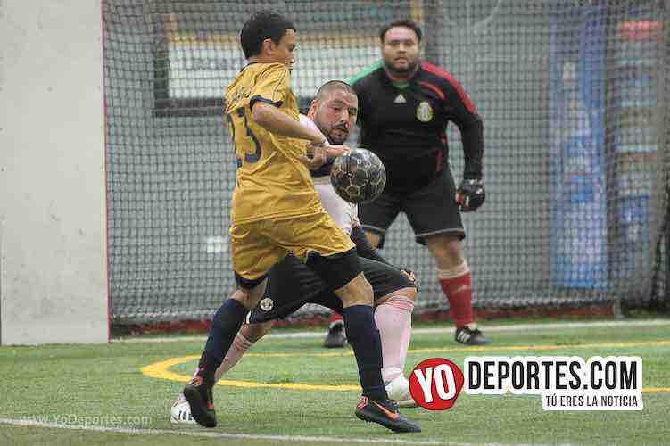 Deportivo 55-DJ Guero-Liga Latinoamericana de Chicago-Futbol Indoor
