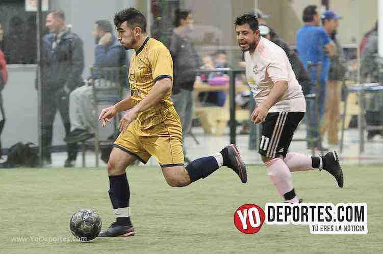 Deportivo 55-DJ Guero-Liga Latinoamericana de Chicago Indoor Soccer