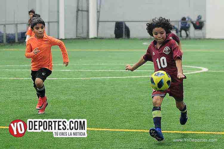 Deportivo 59 gana el Clásico Infantil de la Liga Douglas Kids