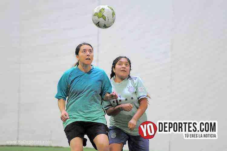 Se fueron empatadas Deportivo Ocaso y Deportivo Amistad en AKD