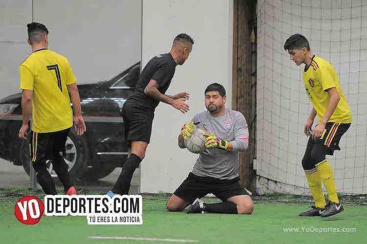 Deportivo La Palma-Chicago Stoners-Liga San Francisco Champions de los Martes