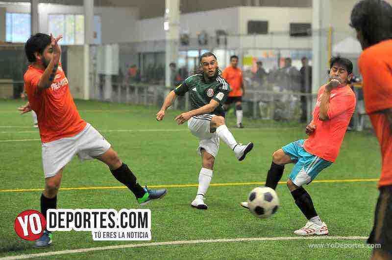 Los invencibles Douglas Boys siguen invictos en el Torneo Corto