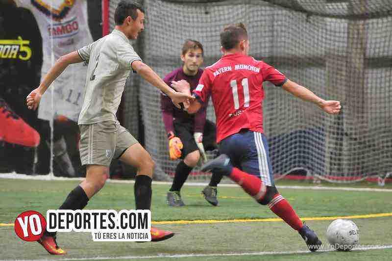 Campeón Estrella Roja sigue imbatible los jueves y golea al PSG