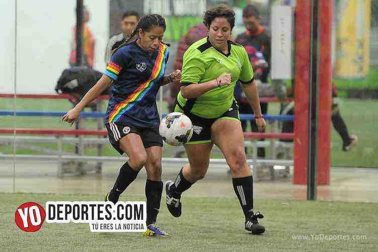 Las Mismas veteranas cargan con la derrota en AKD League