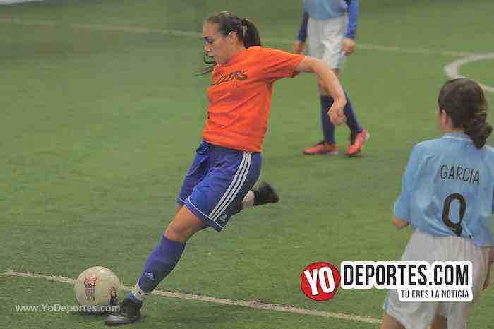 Goles de Jazzlyne Orozco dan triunfo a Tigers en Women Premier